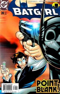 Cover Thumbnail for Batgirl (DC, 2000 series) #36