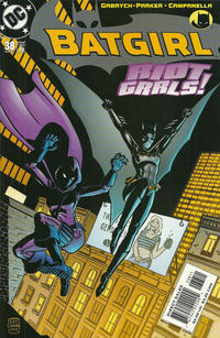 Cover Thumbnail for Batgirl (DC, 2000 series) #38