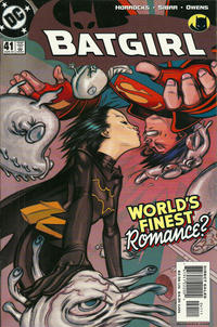 Cover for Batgirl (DC, 2000 series) #41
