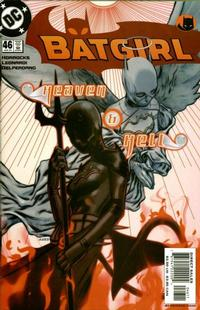 Cover Thumbnail for Batgirl (DC, 2000 series) #46 [Direct Sales]