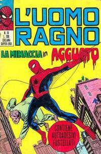 Cover Thumbnail for L'Uomo Ragno [Collana Super-Eroi] (Editoriale Corno, 1970 series) #18