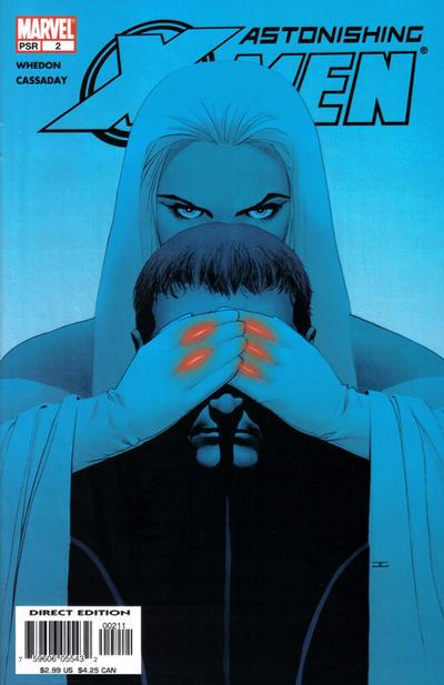 Cover for Astonishing X-Men (Marvel, 2004 series) #2