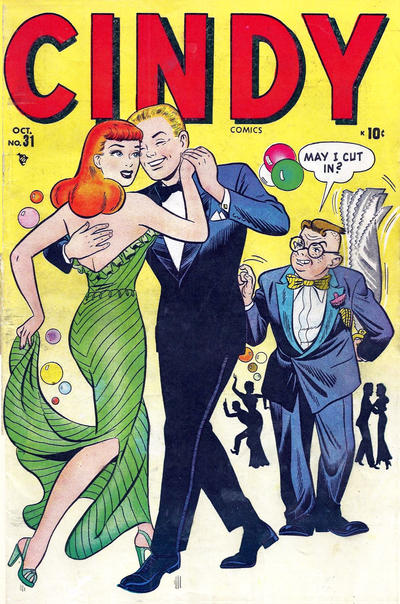 Cover for Cindy Comics (Marvel, 1947 series) #31