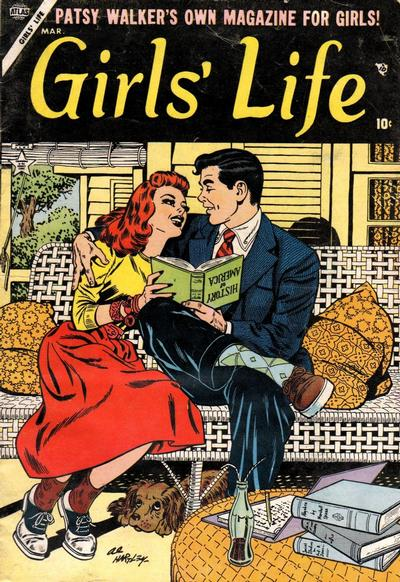 Cover for Girls' Life (Marvel, 1954 series) #2