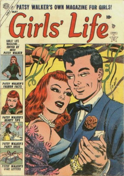 Cover for Girls' Life (Marvel, 1954 series) #3