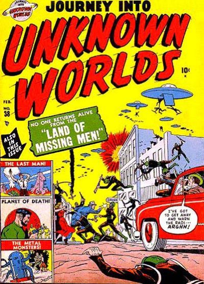 Cover for Journey into Unknown Worlds (Marvel, 1950 series) #38 [3]