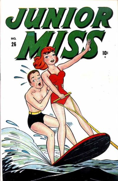 Cover for Junior Miss (Marvel, 1947 series) #26