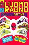Cover for L'Uomo Ragno [Collana Super-Eroi] (Editoriale Corno, 1970 series) #25