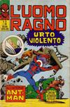 Cover for L'Uomo Ragno [Collana Super-Eroi] (Editoriale Corno, 1970 series) #26
