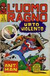Cover for L'Uomo Ragno [Collana Super-Eroi] (Editoriale Corno, 1970 series) #26