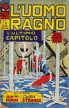 Cover for L'Uomo Ragno [Collana Super-Eroi] (Editoriale Corno, 1970 series) #27