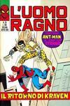 Cover for L'Uomo Ragno [Collana Super-Eroi] (Editoriale Corno, 1970 series) #28