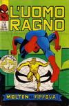 Cover for L' Uomo Ragno [Collana Super-Eroi] (Editoriale Corno, 1970 series) #29