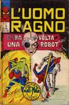 Cover for L'Uomo Ragno [Collana Super-Eroi] (Editoriale Corno, 1970 series) #31
