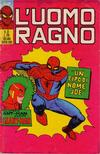 Cover for L' Uomo Ragno [Collana Super-Eroi] (Editoriale Corno, 1970 series) #32