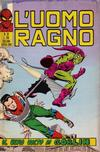 Cover for L' Uomo Ragno [Collana Super-Eroi] (Editoriale Corno, 1970 series) #33