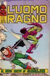 Cover for L'Uomo Ragno [Collana Super-Eroi] (Editoriale Corno, 1970 series) #33
