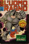 Cover for L' Uomo Ragno [Collana Super-Eroi] (Editoriale Corno, 1970 series) #34
