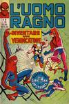 Cover for L'Uomo Ragno [Collana Super-Eroi] (Editoriale Corno, 1970 series) #36