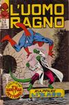 Cover for L'Uomo Ragno [Collana Super-Eroi] (Editoriale Corno, 1970 series) #38