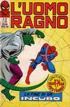 Cover for L'Uomo Ragno [Collana Super-Eroi] (Editoriale Corno, 1970 series) #39