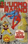 Cover for L'Uomo Ragno [Collana Super-Eroi] (Editoriale Corno, 1970 series) #40