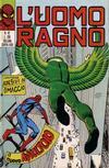 Cover for L'Uomo Ragno [Collana Super-Eroi] (Editoriale Corno, 1970 series) #42