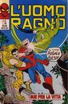 Cover for L'Uomo Ragno [Collana Super-Eroi] (Editoriale Corno, 1970 series) #43