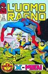 Cover for L'Uomo Ragno [Collana Super-Eroi] (Editoriale Corno, 1970 series) #45