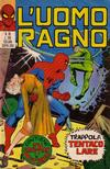 Cover for L' Uomo Ragno [Collana Super-Eroi] (Editoriale Corno, 1970 series) #49