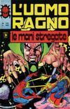 Cover for L'Uomo Ragno [Collana Super-Eroi] (Editoriale Corno, 1970 series) #152
