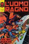Cover for L'Uomo Ragno [Collana Super-Eroi] (Editoriale Corno, 1970 series) #154