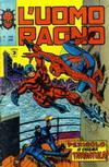 Cover for L'Uomo Ragno [Collana Super-Eroi] (Editoriale Corno, 1970 series) #158
