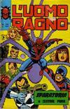 Cover for L'Uomo Ragno [Collana Super-Eroi] (Editoriale Corno, 1970 series) #159