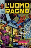 Cover for L'Uomo Ragno [Collana Super-Eroi] (Editoriale Corno, 1970 series) #161