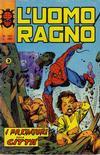 Cover for L'Uomo Ragno [Collana Super-Eroi] (Editoriale Corno, 1970 series) #167
