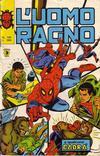 Cover for L'Uomo Ragno [Collana Super-Eroi] (Editoriale Corno, 1970 series) #169