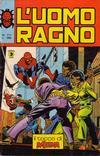 Cover for L'Uomo Ragno [Collana Super-Eroi] (Editoriale Corno, 1970 series) #171