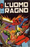 Cover for L'Uomo Ragno [Collana Super-Eroi] (Editoriale Corno, 1970 series) #172