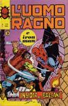 Cover for L'Uomo Ragno [Collana Super-Eroi] (Editoriale Corno, 1970 series) #176