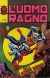 Cover for L'Uomo Ragno [Collana Super-Eroi] (Editoriale Corno, 1970 series) #177
