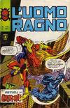 Cover for L'Uomo Ragno [Collana Super-Eroi] (Editoriale Corno, 1970 series) #178