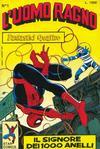 Cover for L'Uomo Ragno (Edizioni Star Comics, 1987 series) #1