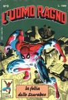 Cover for L'Uomo Ragno (Edizioni Star Comics, 1987 series) #3