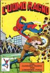 Cover for L'Uomo Ragno (Edizioni Star Comics, 1987 series) #4
