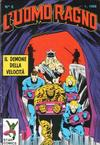 Cover for L'Uomo Ragno (Edizioni Star Comics, 1987 series) #5