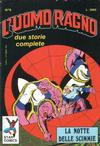 Cover for L'Uomo Ragno (Edizioni Star Comics, 1987 series) #6