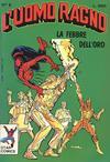 Cover for L'Uomo Ragno (Edizioni Star Comics, 1987 series) #8
