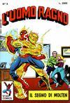 Cover for L'Uomo Ragno (Edizioni Star Comics, 1987 series) #9