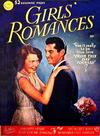 Cover for Girls' Romances (DC, 1950 series) #1